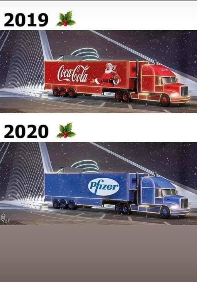 1990 Coca-ola 2020 www.cultbattles.com Pfizer ........