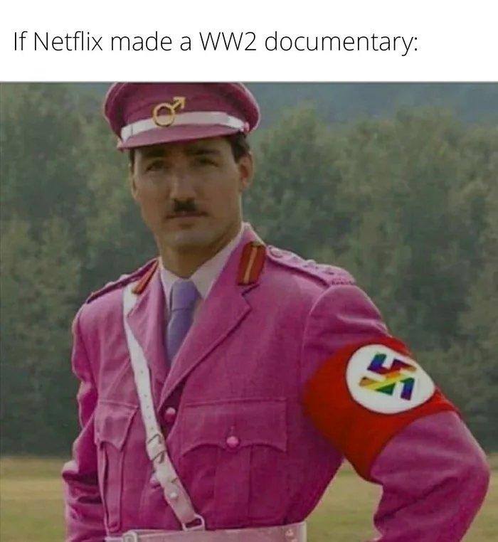 If Netflix made a WW2 documentary: